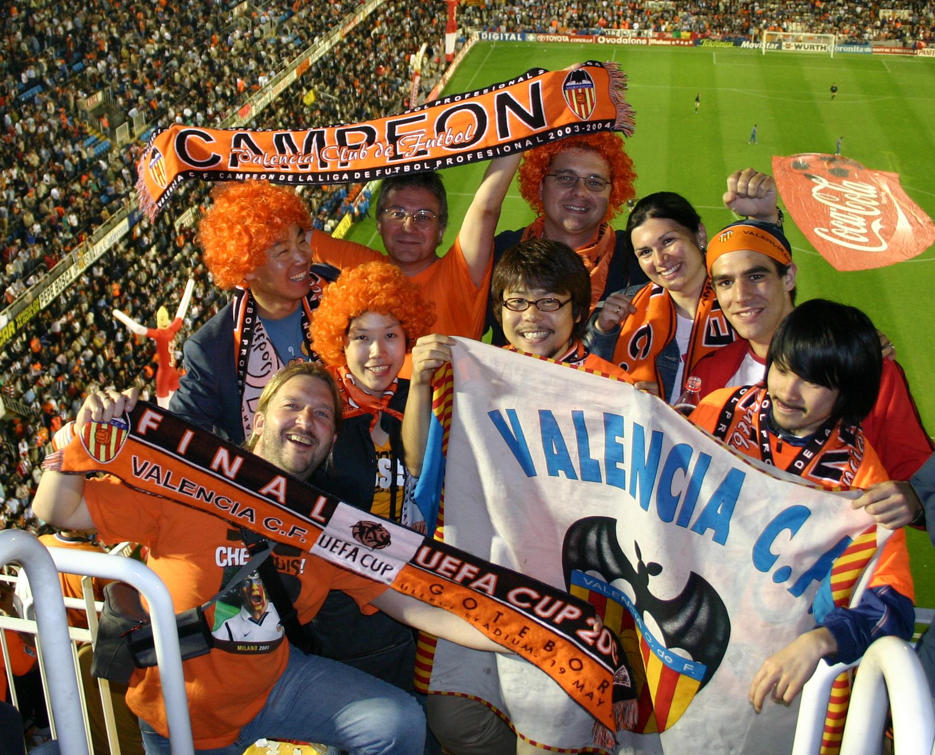 Fútbol Costa de Valencia