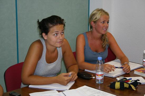 aprender español en Costa de Valencia, escuela de español