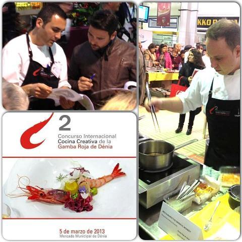 Gastronomía y aprendizaje de español