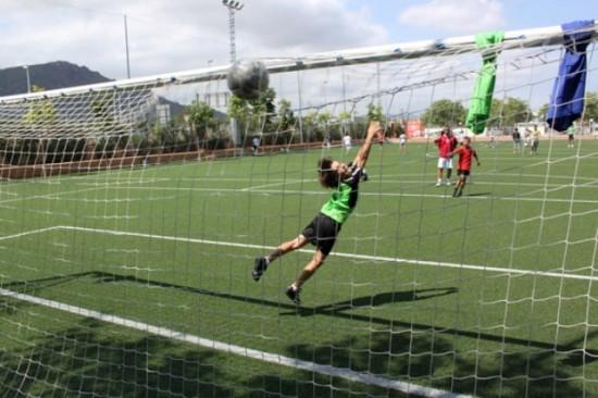 Futbol con español