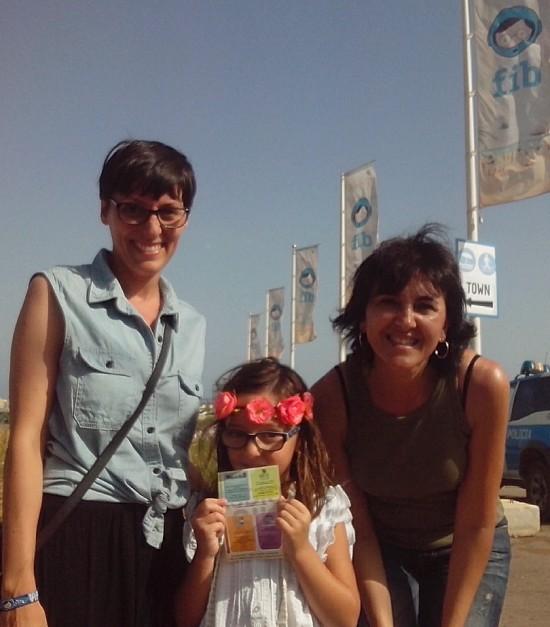 Alumnos de Voluntariado colaboran en Festivales de Musica Internacionales