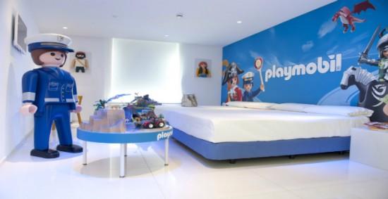 habitación playmovil