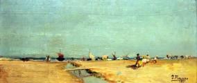 Ignacio-pinazo-playa-malvar