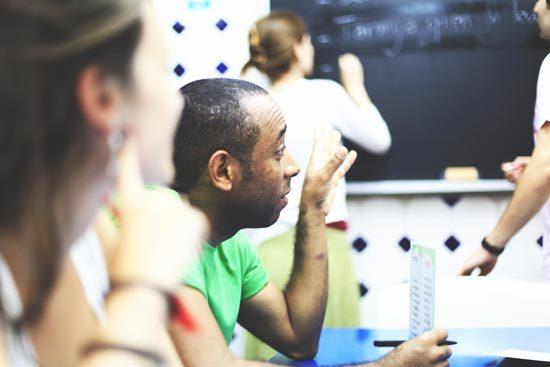 Cursos intensivos de español: interculturalidad